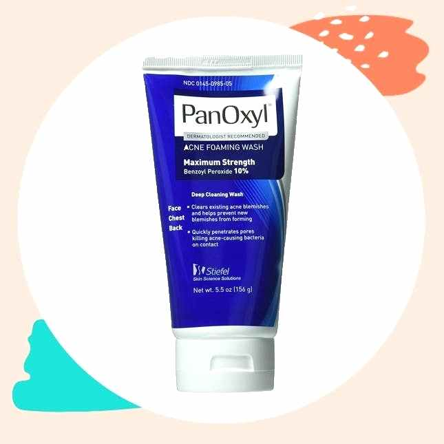 PanOxyl Acne Maximum Strength Foaming Wash