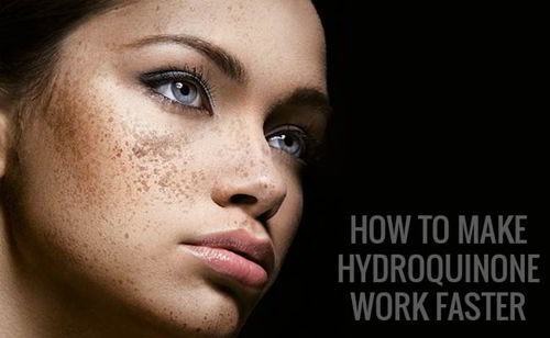 hydroquinone how to use