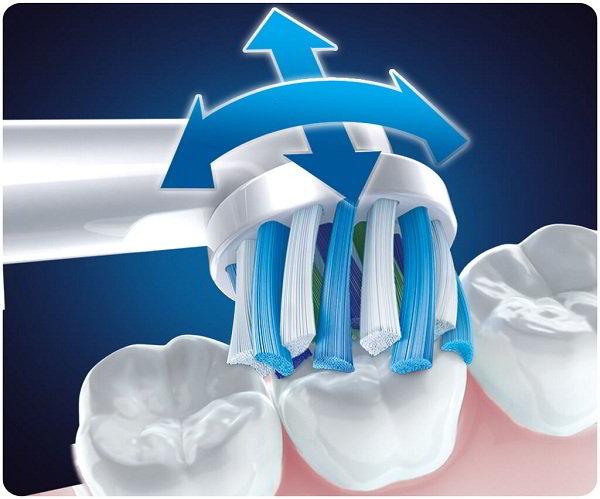 bàn chải đánh răng oral b