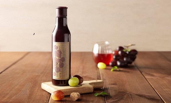 Tẩy da chết rượu vang Innisfree Wine Peeling Jelly Softener cho da khô, da mụn, da nhạy cảm