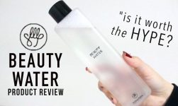 nước thần beauty water review