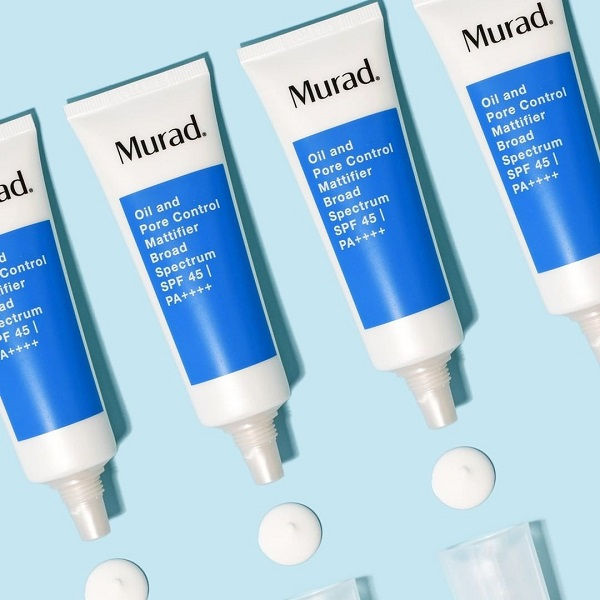 kem chống nắng Murad Oil And Pore Control Mattifier Broad Spectrum SPF 45 | PA++++