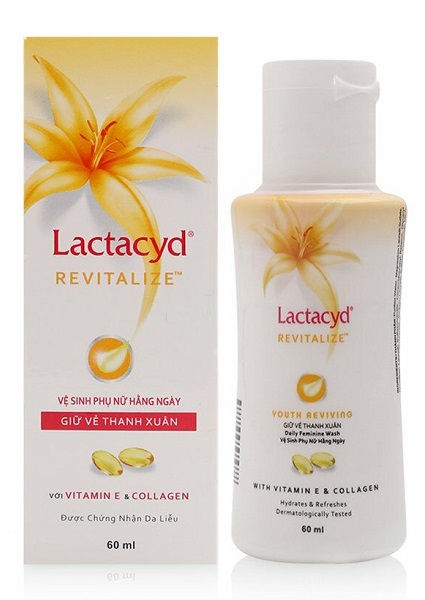 Lactacyd Revitalize