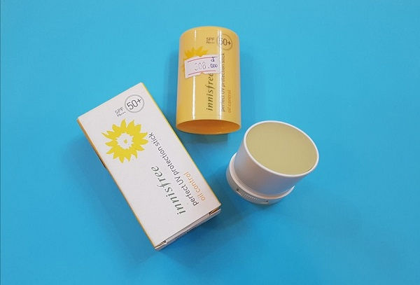 kem chống nắng Innisfree Perfect UV Protection Stick Oil Control SPF50+/PA+++