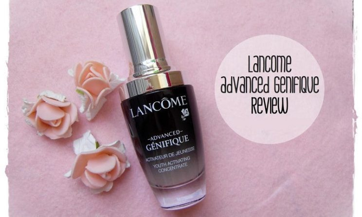tinh chất trẻ hóa da Serum Lancôme Advanced Génifique Youth Activating Concentrate