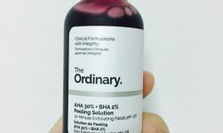 tinh chất Serum The Ordinary AHA 30% + BHA 2% Peeling Solution