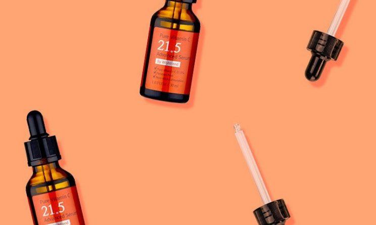 serum ost pure vitamin c 21.5 advamced serum by whistend review