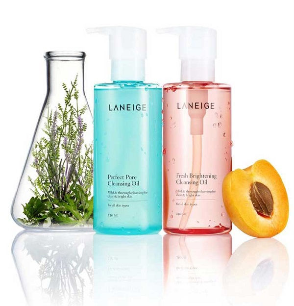 Dầu tẩy trang Laneige Cleansing Oil review