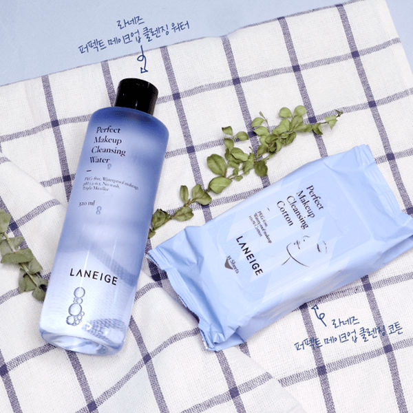Laneige Perfect Makeup Cleansing Water