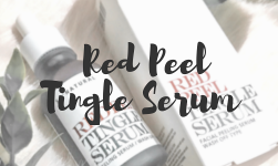 tinh chất red peel tingle serum