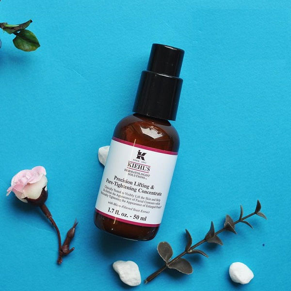 Thiết kế serum Kiehl's Precision Lifting & Pore-Tightening Concentrate