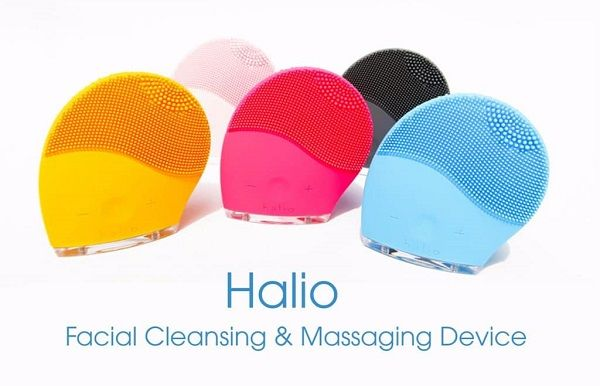 Halio Facial Cleansing & Massaging Device (bản thường):